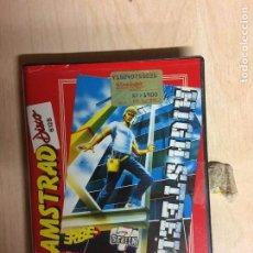 Videojuegos y Consolas: HIGH STEEL AMSTRAD DISCO. Lote 256036750