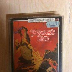Videojuegos y Consolas: DRAGON'S LAIR AMSTRAD DISCO. Lote 256110015