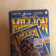 Videojuegos y Consolas: THEY SOLD A MILLION AMSTRAD DISCO. Lote 256114235