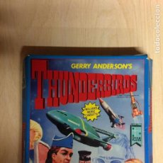 Videojuegos y Consolas: THUNDERBIRDS AMSTRAD DISCO Y CINTA. Lote 256119790