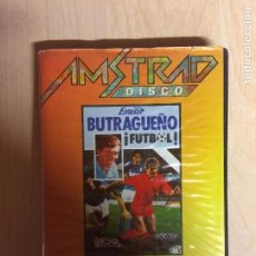 Videojuegos y Consolas: EMILIO BUTRAGUEÑO AMSTRAD DISCO. Lote 256133345