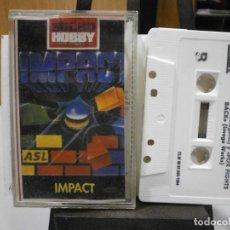 Videojuegos y Consolas: JUEGO AMSTRAD MICRO HOBBY Nº 48. Lote 260547630