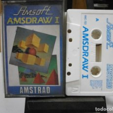 Videojuegos y Consolas: JUEGO AMSTRAD AMSDRAW 1. Lote 260548850
