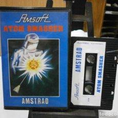 Videojuegos y Consolas: JUEGO AMSTRAD ATOM SMASHER. Lote 260549325