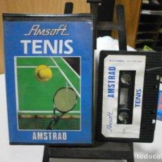 Videojuegos y Consolas: JUEGO AMSTRAD TENIS. Lote 260549495