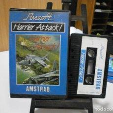 Videojuegos y Consolas: JUEGO AMSTRAD HARRIER ATTACK. Lote 260549650