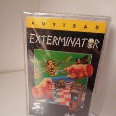 Videojuegos y Consolas: EXTERMINATOR. AUDIOGENIC. AMSTRAD. NUEVO SIN DESPRECINTAR. Lote 260776850