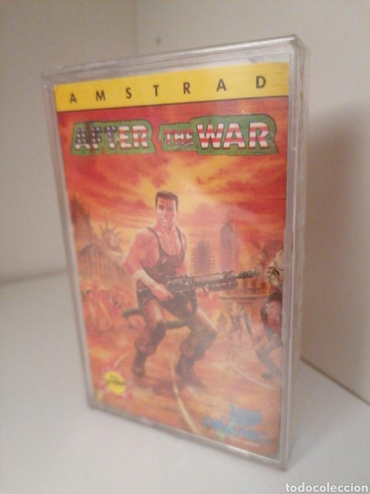 AFTER THE WAR. SERIE LEYENDA. DINAMIC. AMSTRAD. NUEVO SIN DESPRECINTAR (Juguetes - Videojuegos y Consolas - Amstrad)