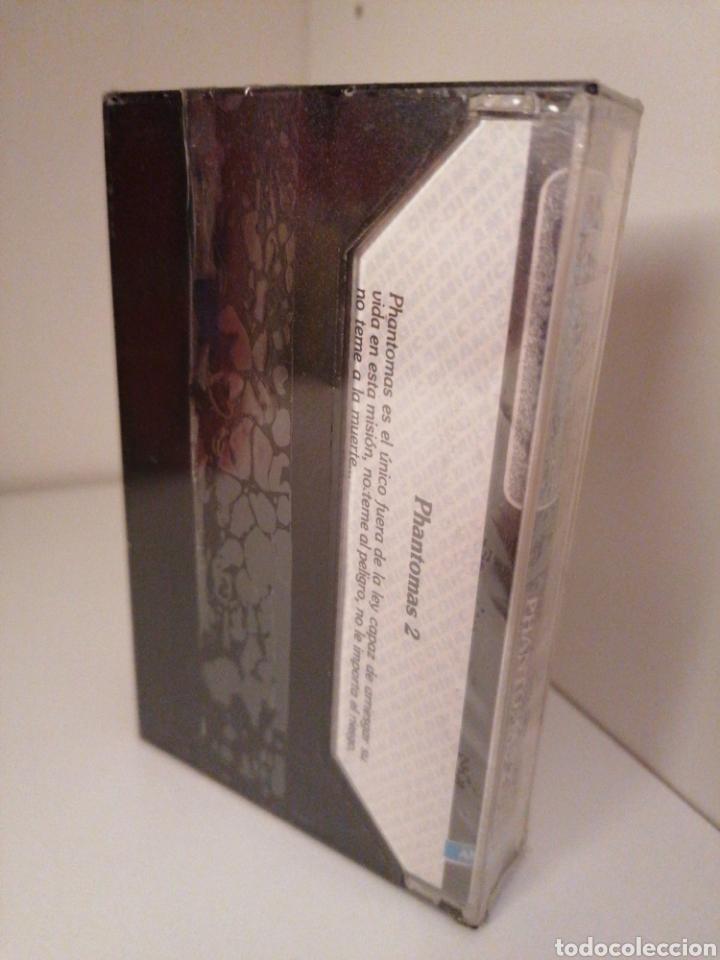Videojuegos y Consolas: PHANTOMAS 2. DINAMIC. AMSTRAD. Nuevo sin desprecintar - Foto 2 - 260777390