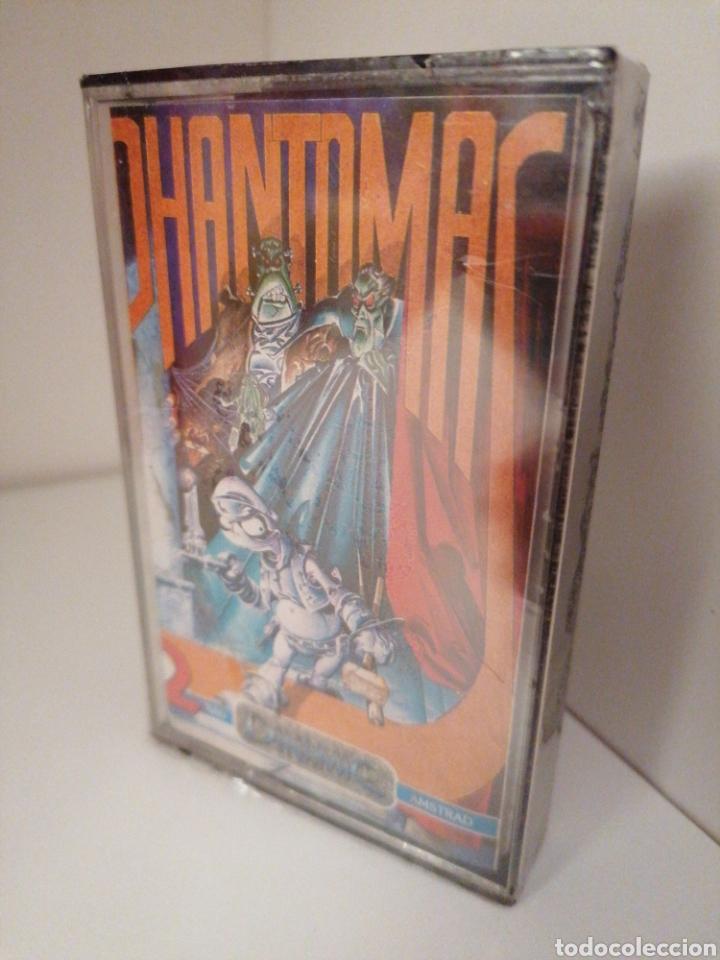 PHANTOMAS 2. DINAMIC. AMSTRAD. NUEVO SIN DESPRECINTAR (Juguetes - Videojuegos y Consolas - Amstrad)