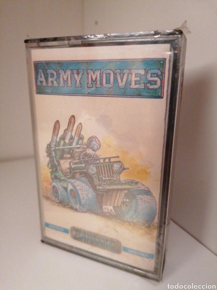 ARMY MOVES. DINAMIC. AMSTRAD. NUEVO SIN DESPRECINTAR (Juguetes - Videojuegos y Consolas - Amstrad)
