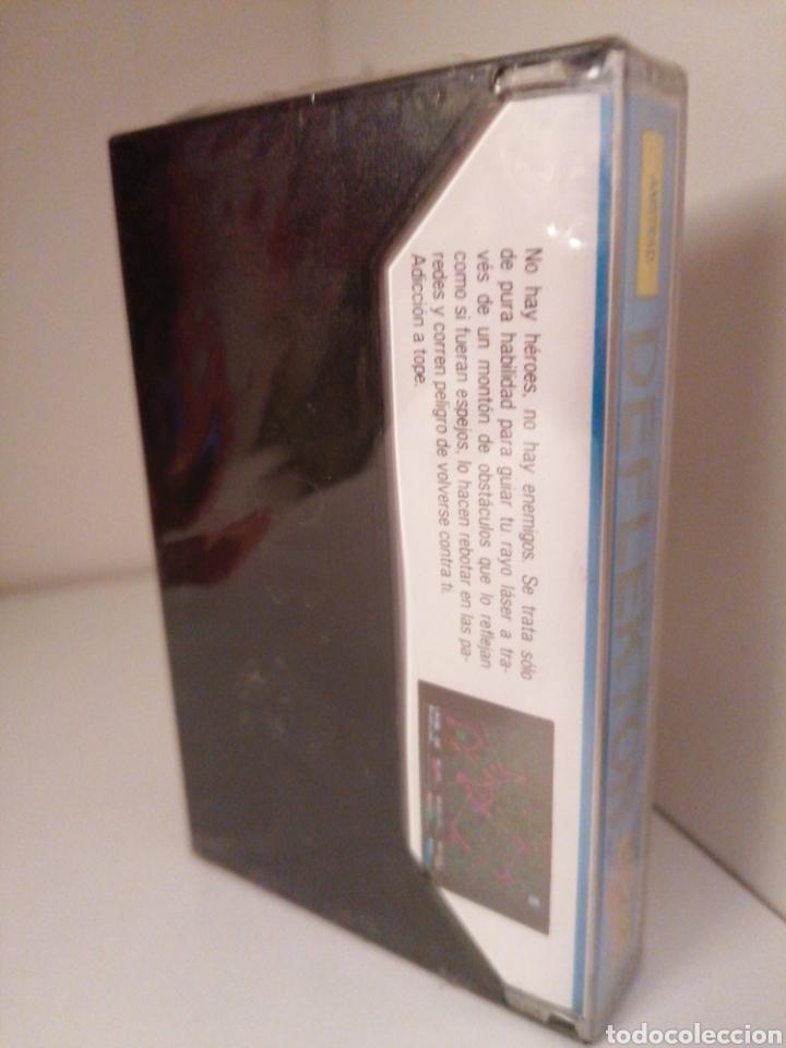 Videojuegos y Consolas: DEFLEKTOR. ERBE. AMSTRAD. Nuevo sin desprecintar - Foto 2 - 260778015