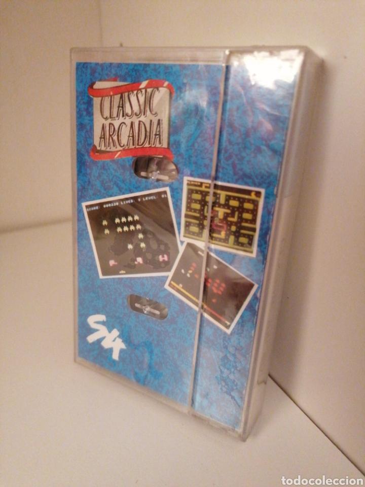 Videojuegos y Consolas: CLASSIC ARCADIA. Serie Leyenda. AMSTRAD. Nuevo sin desprecintar - Foto 2 - 260778070