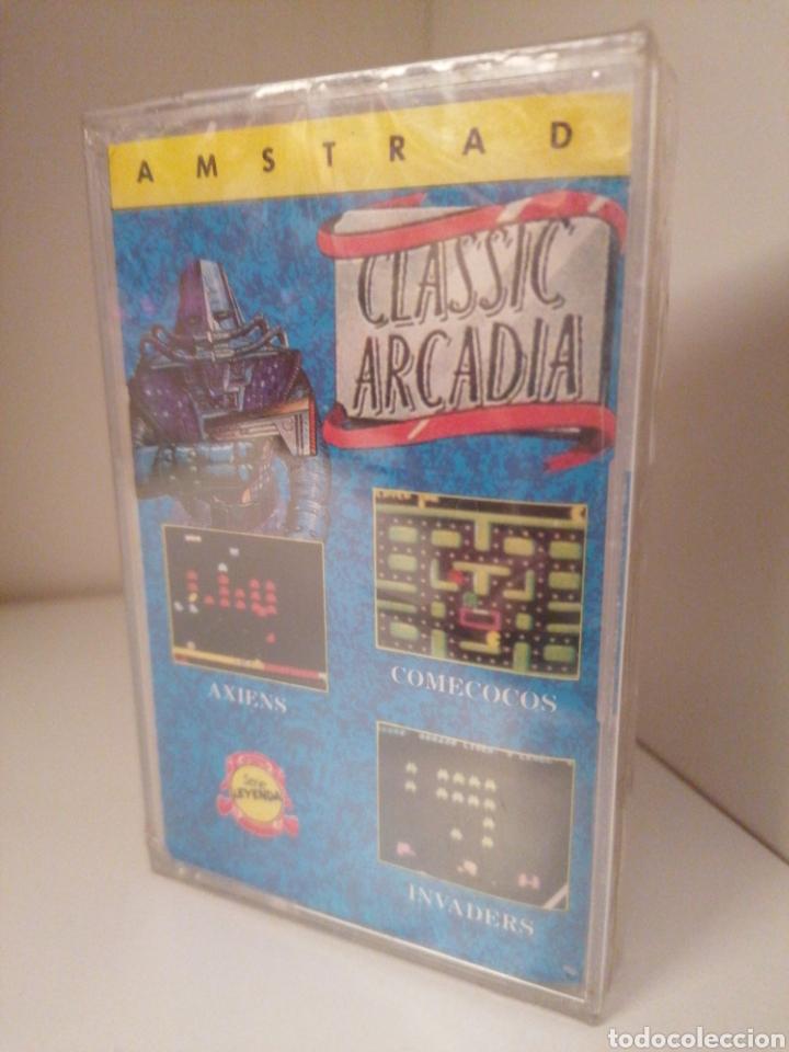 CLASSIC ARCADIA. SERIE LEYENDA. AMSTRAD. NUEVO SIN DESPRECINTAR (Juguetes - Videojuegos y Consolas - Amstrad)