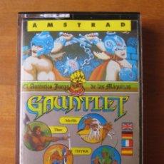 Videojuegos y Consolas: GAUNTLET (ATARI US GOLD) (AMSTRAD CPC). Lote 262150565