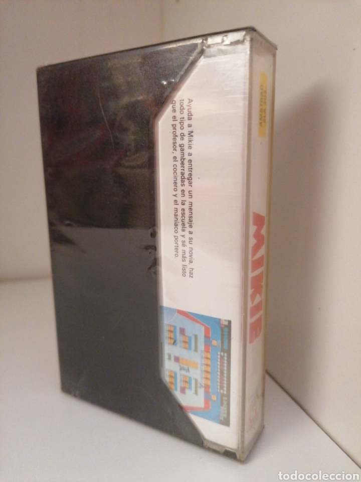 Videojuegos y Consolas: MIKIE - AMSTRAD. Nuevo sin desprecintar - Foto 2 - 262245935