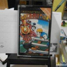 Videojuegos y Consolas: JUEGO AMSTRAD LOCO MOTION TODO ORIGINAL. Lote 262418550