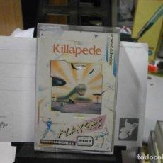 Videojuegos y Consolas: JUEGO AMSTRAD KILLAPEDE TODO ORIGINAL. Lote 262418845