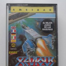 Videojuegos y Consolas: XEVIOUS NAMCO AMSTRAD CPC 464 472 664 6128. Lote 263151630
