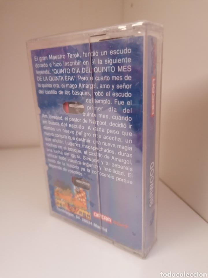 Videojuegos y Consolas: SIRWOOD - AMSTRAD - ÓPERA SOFT - Nuevo sin desprecintar - Foto 2 - 264796849