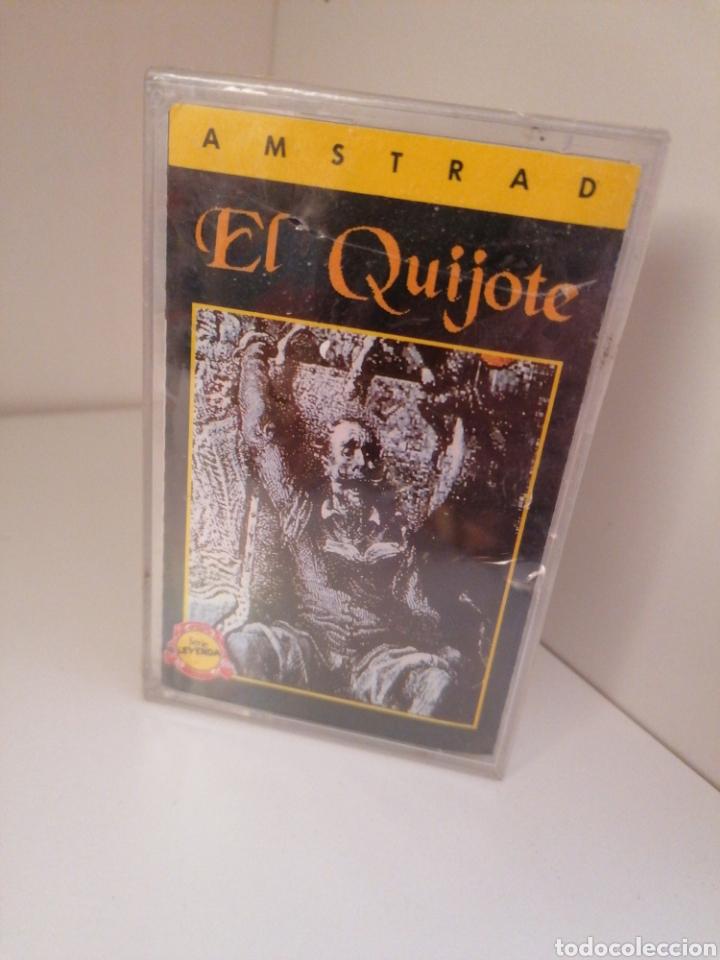 EL QUIJOTE - AMSTRAD - NUEVO SIN DESPRECINTAR (Juguetes - Videojuegos y Consolas - Amstrad)