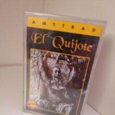 Videojuegos y Consolas: EL QUIJOTE - AMSTRAD - NUEVO SIN DESPRECINTAR. Lote 264797219