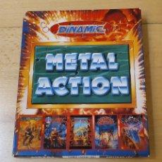 Videojuegos y Consolas: PACK METAL ACTION AMSTRAD DISCO -LEER DESCRIPCIÓN- SATAN AVENTURA AFTER THE WAR FREDDY A.M.C. Lote 265175454