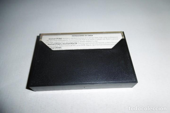 Videojuegos y Consolas: Cinta Cassette Microhobby Amstrad Nº3. Muy rara!!!! - Foto 3 - 265652939