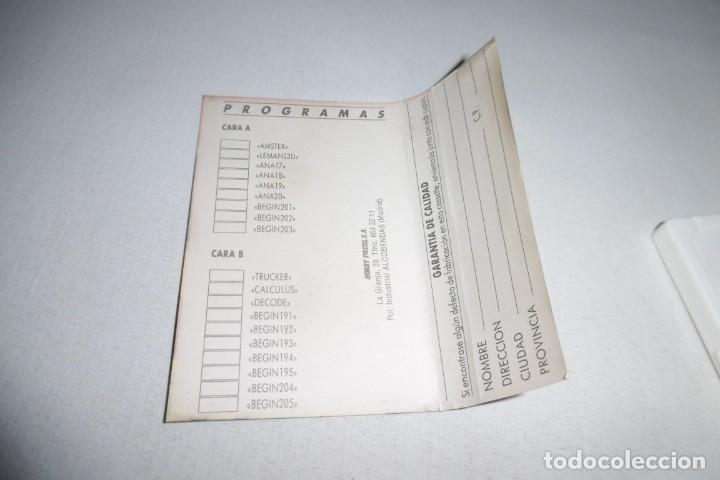 Videojuegos y Consolas: Cinta Cassette Microhobby Amstrad serie oro Nº5. Muy rara!!! - Foto 4 - 265653224