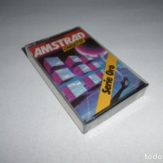 Videojuegos y Consolas: CINTA CASSETTE MICROHOBBY AMSTRAD SERIE ORO Nº17. MUY RARA!!!. NUEVA Y PRECINTADA.. Lote 265654324