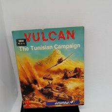 Videojuegos y Consolas: JUEGO PC ERBE DISCO 5 1/4 VULCAN. Lote 265937848