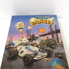 Videogiochi e Consoli: BUGGY RANGER AMSTRAD DISCO DE DINAMIC. Lote 266565588