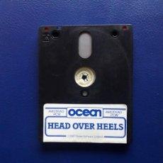 Videojuegos y Consolas: JUEGO PCW HEAD OVER HEELS. ORIGINAL. AMSTRAD 8256 Y 8512. SOLO DISCO. Lote 267116759