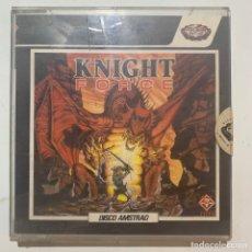 Videojuegos y Consolas: JUEGO DE ORDENADOR AMSTRAD DISCO KNIGHT FORCE. Lote 269251348