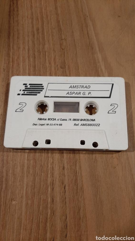 AMSTRAD ASPAR G.P MOTOCICLISMO JUEGO (Juguetes - Videojuegos y Consolas - Amstrad)