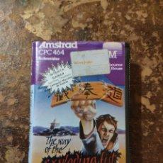 Videojuegos y Consolas: JUEGO AMSTRAD CPC 464 SCHNEIDER: THE WAY OF THE EXPLODING FIST. Lote 269983138