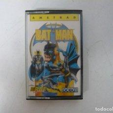 Videojuegos y Consolas: BATMAN / AMSTRAD CPC / RETRO VINTAGE / CASSETTE. Lote 270626238