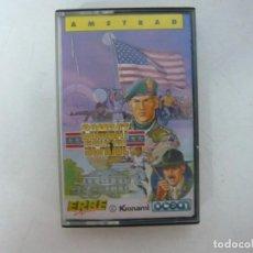 Videojuegos y Consolas: COMBAT SCHOOL / AMSTRAD CPC / RETRO VINTAGE / CASSETTE. Lote 270626278