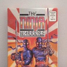 Videojuegos y Consolas: THE NINJA WARRIORS DRO SOT ESPAÑA 1989 AMSTRAD DISCOS. Lote 272037533