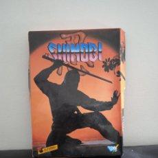 Videojuegos y Consolas: JUEGO AMSTRAD SHINOBI. Lote 272039793