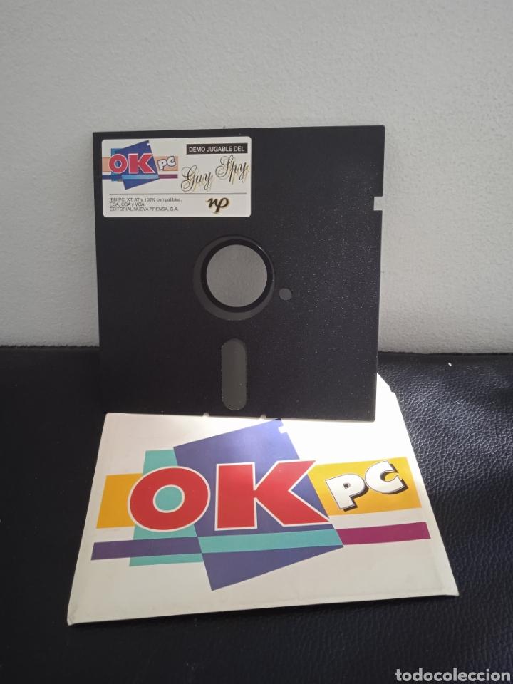 Videojuegos y Consolas: UN GRAN LOTE DE 88 DISCO IBM PC . AMSTRAD PC COMPATIBLE - Foto 4 - 272046838