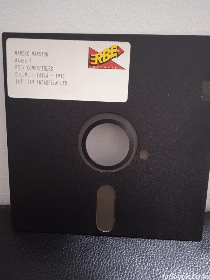 Videojuegos y Consolas: UN GRAN LOTE DE 88 DISCO IBM PC . AMSTRAD PC COMPATIBLE - Foto 50 - 272046838