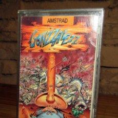 Videojogos e Consolas: AMSTRAD - GONZZALEZZ - OPERA SOFT - AÑO 1989. Lote 272051813
