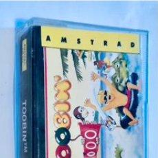 Videojuegos y Consolas: TOOBIN´ [DOMARK] 1989 [TENGEN] [TEQUE] [ATARI GAMES] - ERBE SOFTWARE [AMSTRAD CPC]. Lote 274601658