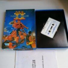 Videojuegos y Consolas: JUEGO VIDEOJUEGO AMSTRAD DOUBLE DRAGON III - COMPLETO. Lote 274626468