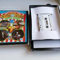 Videojuegos y Consolas: JUEGO VIDEOJUEGO AMSTRAD CIRCUS GAMES. Lote 274627593