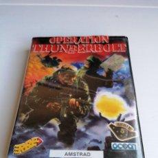 Videojuegos y Consolas: JUEGO VIDEOJUEGO AMSTRAD OPERATION THUNDERBOLT. Lote 274629088