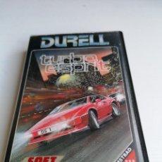 Videojuegos y Consolas: JUEGO VIDEOJUEGO AMSTRAD DURELL TURBO ESPRIT. Lote 274631538