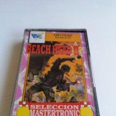 Videojuegos y Consolas: JUEGO VIDEOJUEGO AMSTRAD BEACH HEAD II. Lote 274752193
