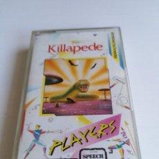 Videojuegos y Consolas: JUEGO VIDEOJUEGO AMSTRAD KILLAPEDE. Lote 274754548
